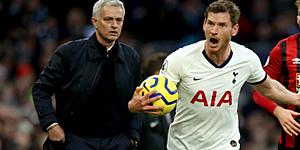 Foto: Vertonghen laat zich uit over zijn toekomst bij Tottenham