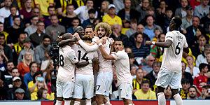 Foto: 'Man United moet honderd miljoen op tafel leggen voor ex-speler van Genk'