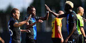 Foto: 'Laatste update over Gaich doet Club Brugge hopen'