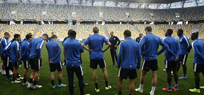 Foto: AA Gent heeft internationals niet nodig voor ruime zege tegen KV Oostende