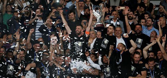 Foto: 'Belgische topclubs azen op smaakmaker van AEK Athene'