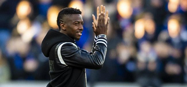 Foto: Kans voor Club? 'Sporting wil Diaby alweer verkopen'