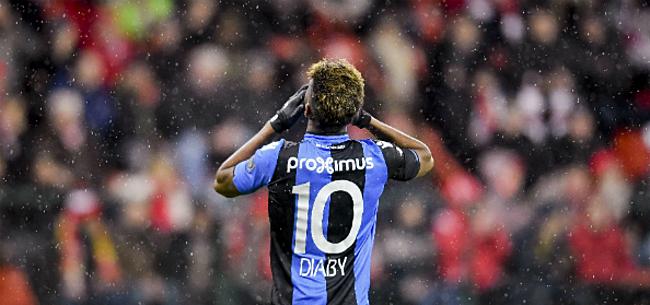 Foto: 'Kleine misrekening: Club vangt veel minder dan verwacht voor Diaby'