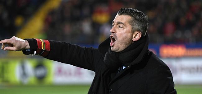 Foto: Custovic geeft zijn mening over vertrek Coucke bij KVO