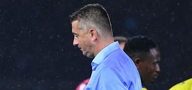Foto: Custovic laat zich uit over ontslaggeruchten