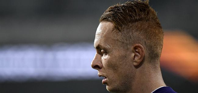 Foto: Trebel pleit voor twee versterkingen bij Anderlecht