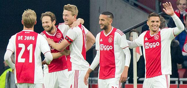 Foto: Optie voor Belgische topclubs? Voormalig Oranje-international op de wip bij Ajax