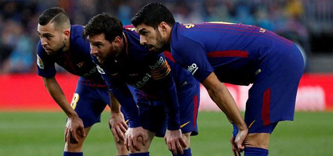 Foto: 'FC Barcelona reserveert rugnummer voor weer een topspits'