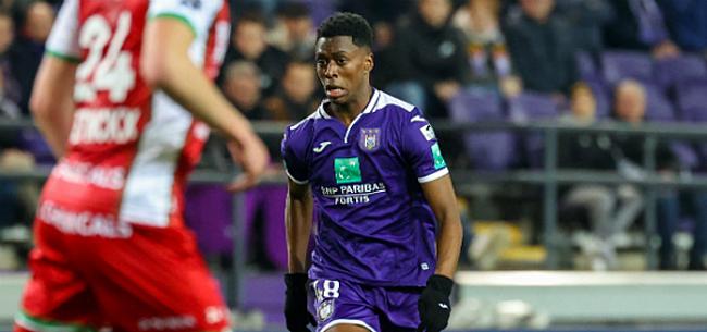 Foto: Anderlecht houdt hart vast: Lokonga naar top van La Liga?