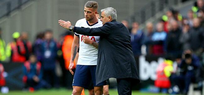Foto: Mourinho praat met Tottenham-voorzitter over Rode Duivels