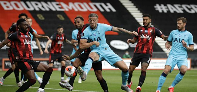 Foto: Spurs-Belgen lijden pijnlijk puntenverlies tegen staartploeg