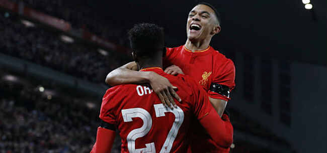Foto: Liverpool-verdediger komt in Guinness World Records boek
