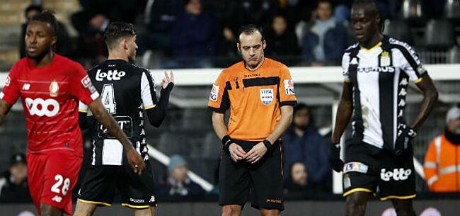 Foto: Visser voor Club Brugge-Charleroi, Boucaut bij KV Mechelen-Anderlecht