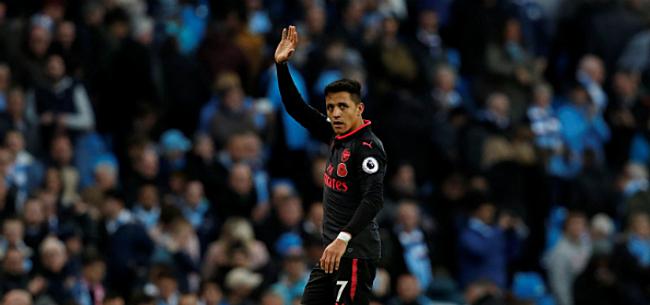 Foto: 'Manchester City schrikt van nieuwe salariseisen Sánchez'