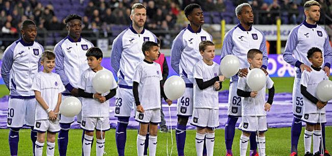 Foto: Anderlecht geeft talenten drie keer zoveel speelkansen als Club Brugge