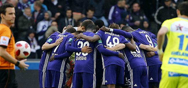 Foto: Bijkomende motivatie voor Anderlecht: