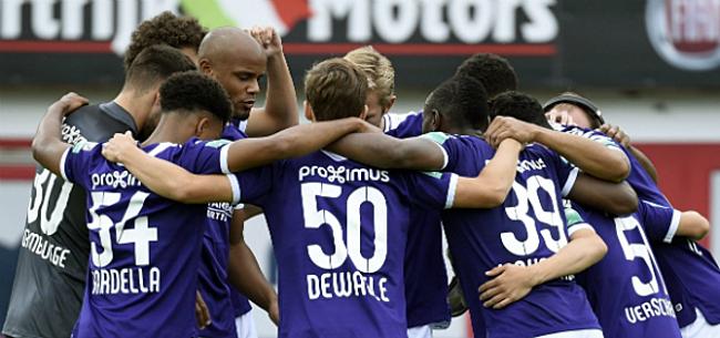Foto: Anderlecht-transfers overtuigen niet:
