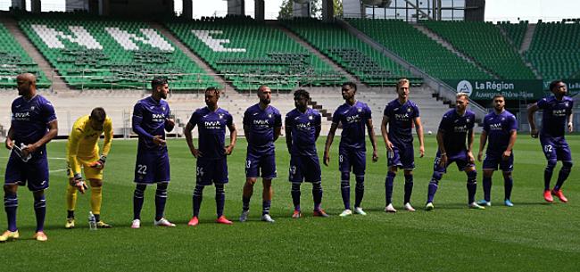 Foto: Anderlecht legt talentvolle doelman onder contract