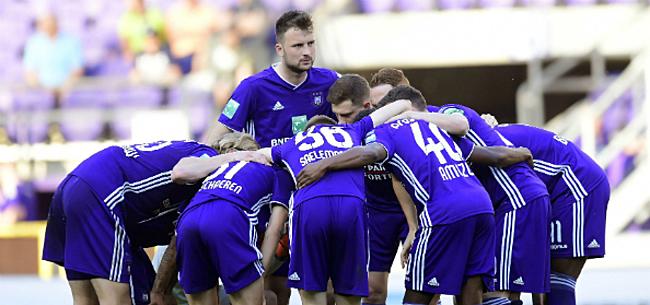 Foto: 'Ronkende naam biedt zich aan als hoofdtrainer bij Anderlecht'