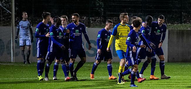 Foto: Jeugdproduct Anderlecht zoekt andere oorden op