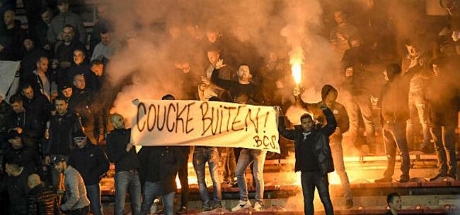 Foto: Anderlecht onderneemt actie tegen wangedrag van eigen fans