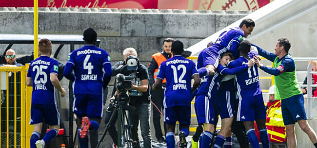 Foto: 'Domper voor Kompany & co: transfer springt definitief af'