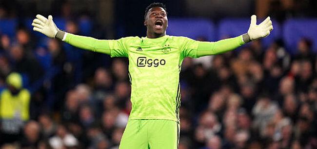 Foto: Haalt FC Barcelona Onana weg bij Ajax?