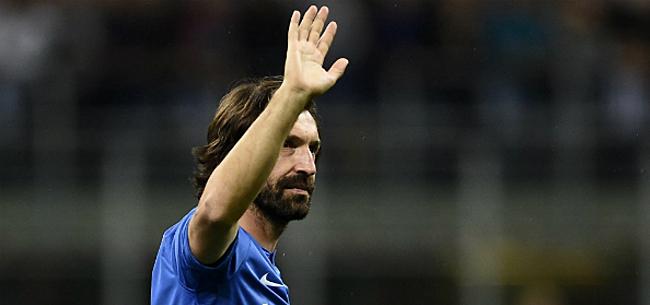 Foto: Gigantische verrassing: Juve promoveert Pirlo meteen tot hoofdcoach