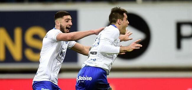 Foto: AA Gent wint slag om Vlaanderen tegen bleke competitieleider