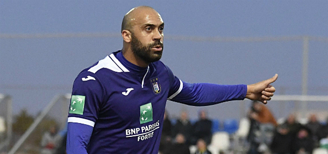 Foto: Vercauteren bevestigt: VDB is opnieuw speler van Anderlecht