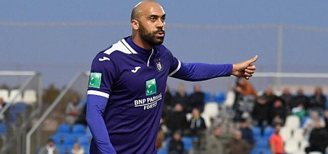 Foto: 'Anderlecht heeft opmerkelijk plan met Vanden Borre'