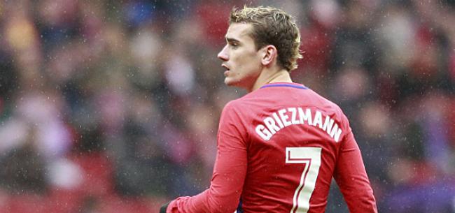 Foto: 'Atletico Madrid wil doelpuntenmachine om Griezmann te vervangen'