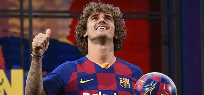 Foto: Griezmann krijgt rugnummer bij Barcelona, goed nieuws voor Coutinho?
