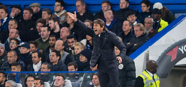 Foto: 'Conte lijkt volgend seizoen opnieuw in de Serie A aan de slag te gaan'