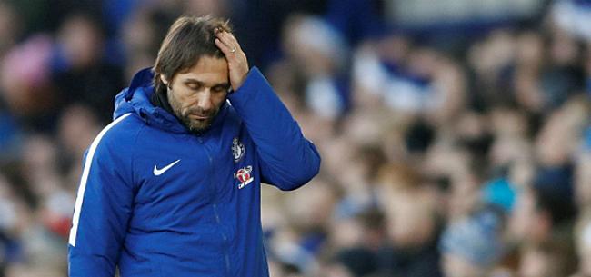 Foto: Ontslag stap dichterbij voor Conte?