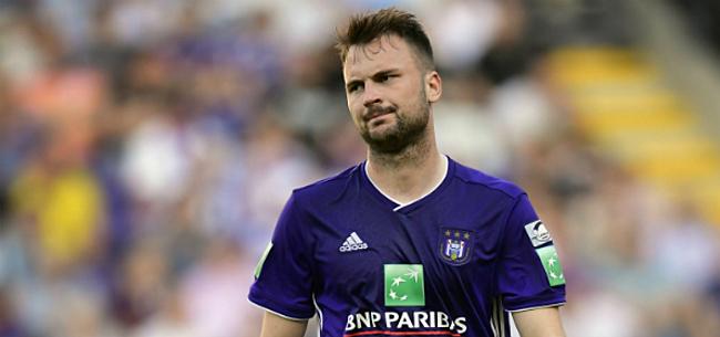 Foto: 'Milic kan Anderlecht door achterpoortje verlaten'