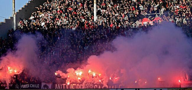 Foto: Antwerp-hooligans staan terecht voor 'free fights'