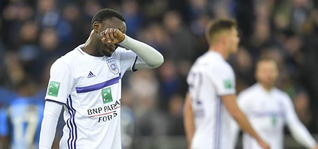 Foto: Appiah laat zich uit over toekomst bij Anderlecht