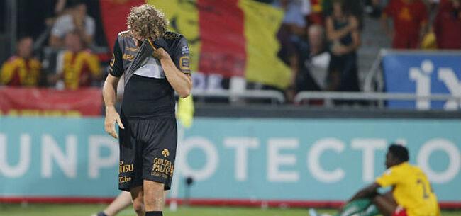 Foto: KV Mechelen gaat niet akkoord met zwaar schorsingsvoorstel Swinkels
