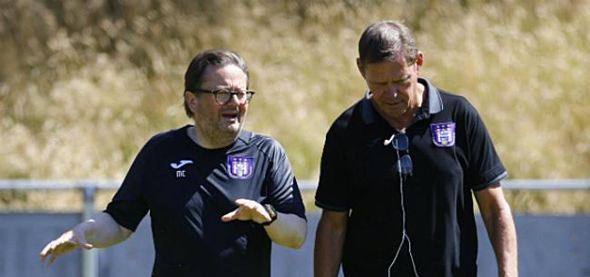 Foto: 'Bestuur Anderlecht overweegt verrassing met Sam'