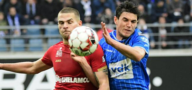Foto: Yaremchuk ziet positieve zaak na zuur puntenverlies Gent