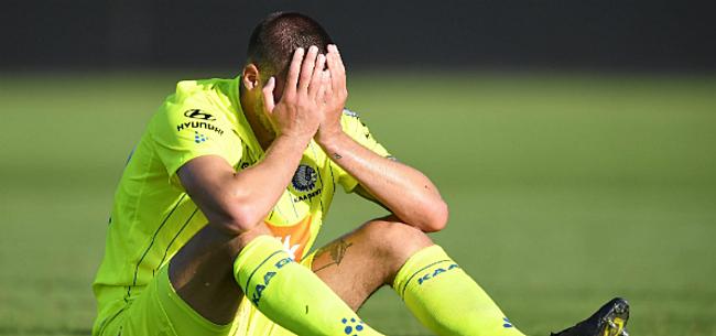 Foto: AA Gent onderuit tegen Lyon, Cercle moet tot uiterste gaan