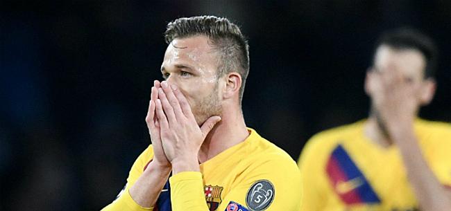 Foto: 'Transferdeal Arthur zadelt Barça met groot probleem op'