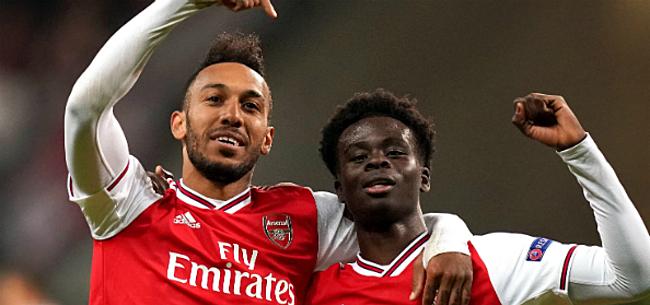 Foto: Europa League: Arsenal maakt statement, ook PSV en Sevilla winnen