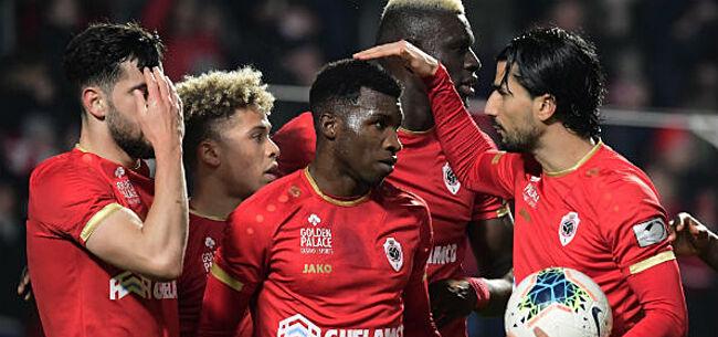 Foto: 'Antwerp zal flink deel van transfersom Buta moeten afstaan'
