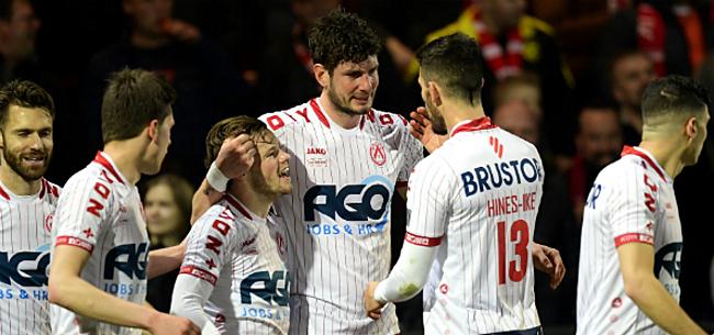 Foto: Van der Bruggen bezorgt KV Kortrijk gouden driepunter in play-off II