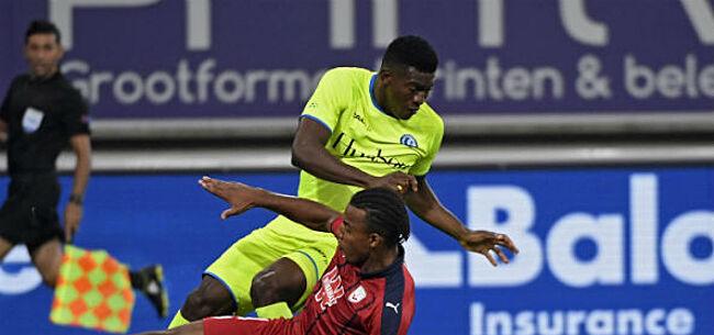 Foto: OFFICIEEL: Awoniyi verlaat AA Gent voor andere eersteklasser