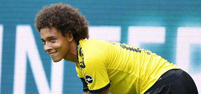 Foto: Witsel onthult: