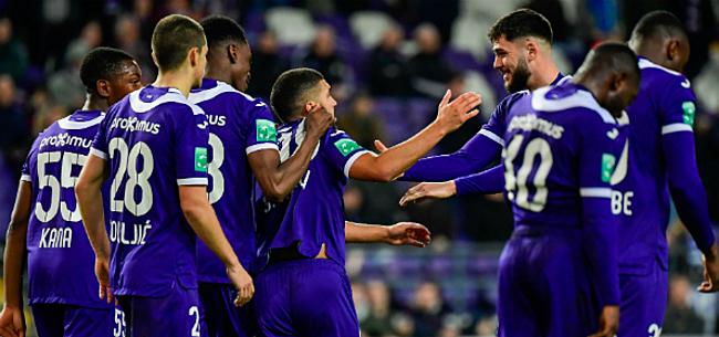 Foto: 'Anderlecht botst op struikelblok in dossier aanvaller'