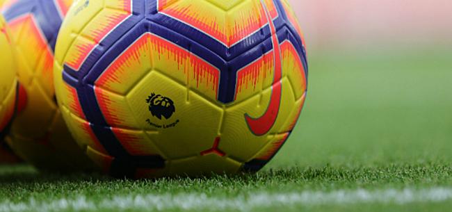 Foto: Ook Premier League neemt beslissing over stilleggen competitie
